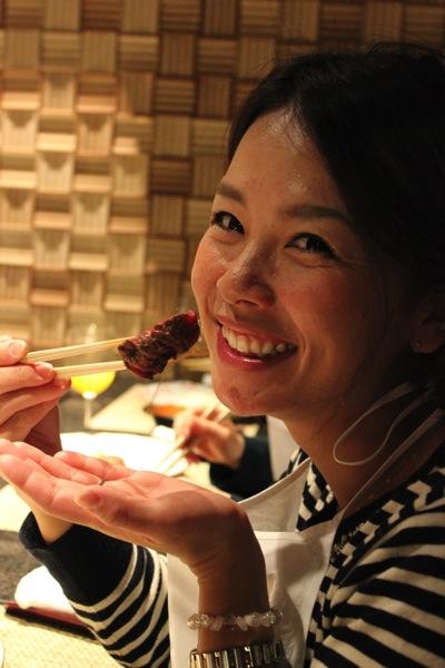 銀座のステーキ 中央店 ランチ 食べ放題 コース 楽