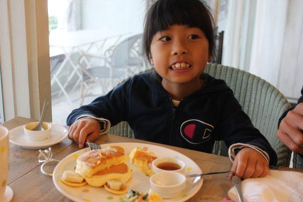 沖縄 パンケーキ 北谷 人気 ハノン