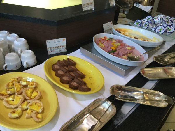 神戸ベイシェラトン クラブランジ 朝食 温泉