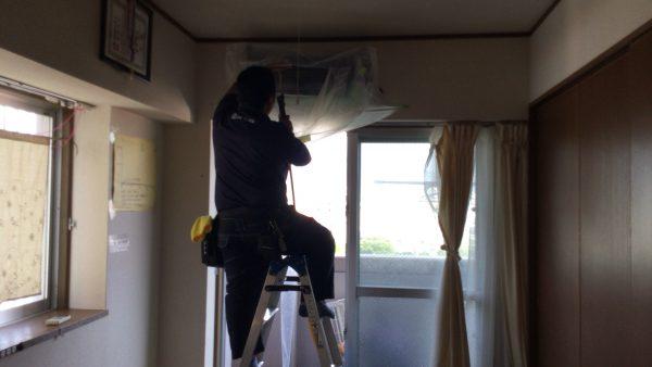 沖縄 エアコン クリーニング カビ おそうじ本舗