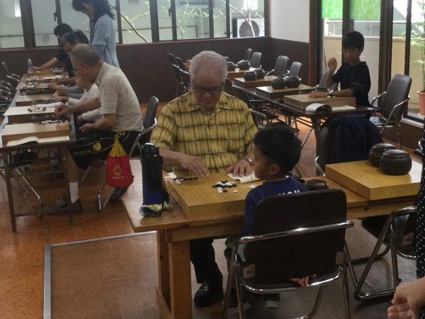 囲碁 くらしき 吉備真備杯 こども棋聖戦 沖縄