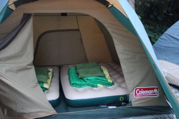 やんばるBBQキャンプ場