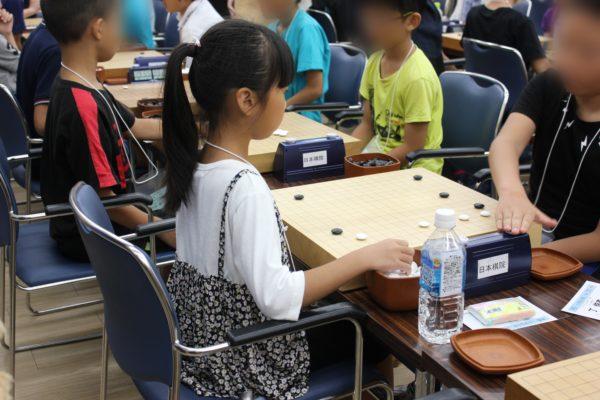 少年少女囲碁大会 全国大会 2020年