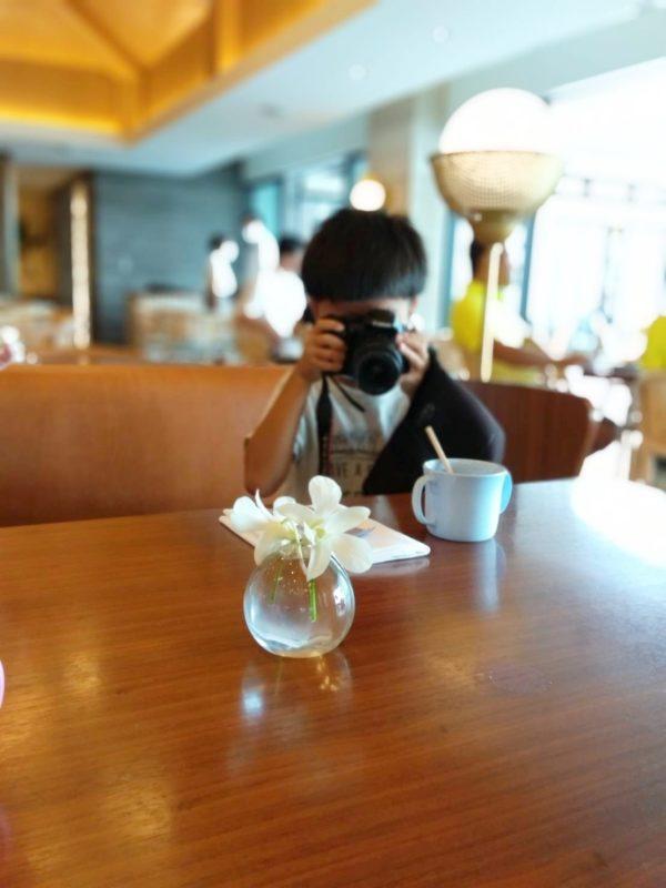 ハレクラニ沖縄 アフタヌーンティー レストラン