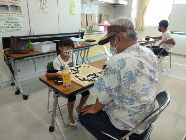 沖縄 囲碁 子ども