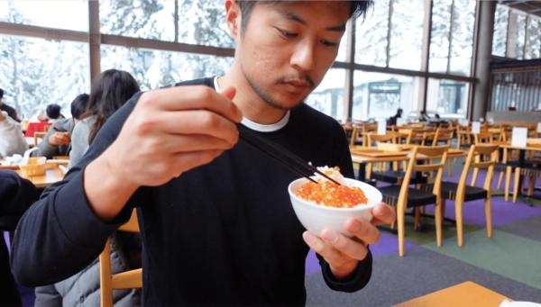 星野リゾート トマム レストラン おすすめ 混雑 ニニヌプリ