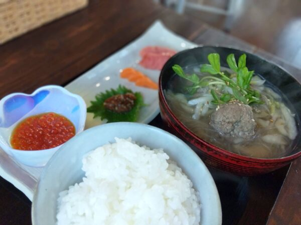 東川町 ランチ カフェ 肉