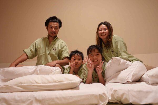 旭岳温泉 ホテルベアモンテ 日帰り入浴 部屋